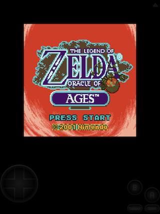 Download Legend of Zelda Oracle of Ages (MULTI) 1.0