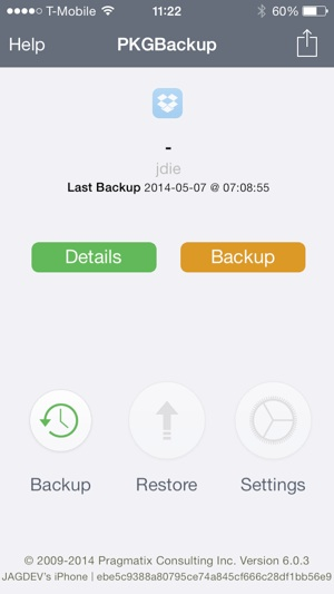 Download PkgBackup 8.6.2