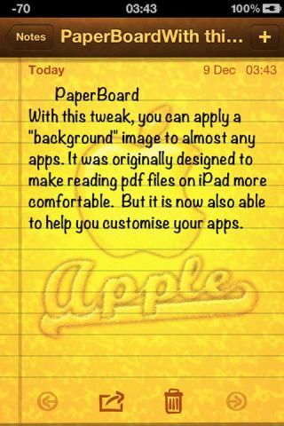 Download PaperBoard 0.2.3