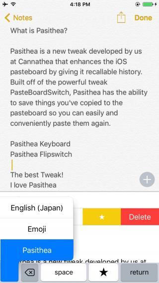 Download Pasithea 2 (iOS 10) 2.0.6k