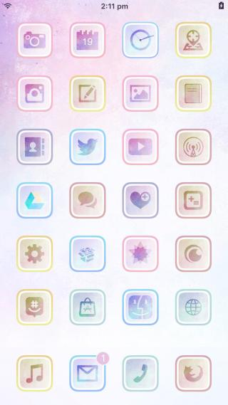Download Pastel Dream Theme for Anemone 1.1