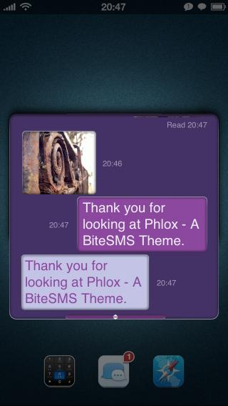 Download Phlox BiteSMS Theme 1.1
