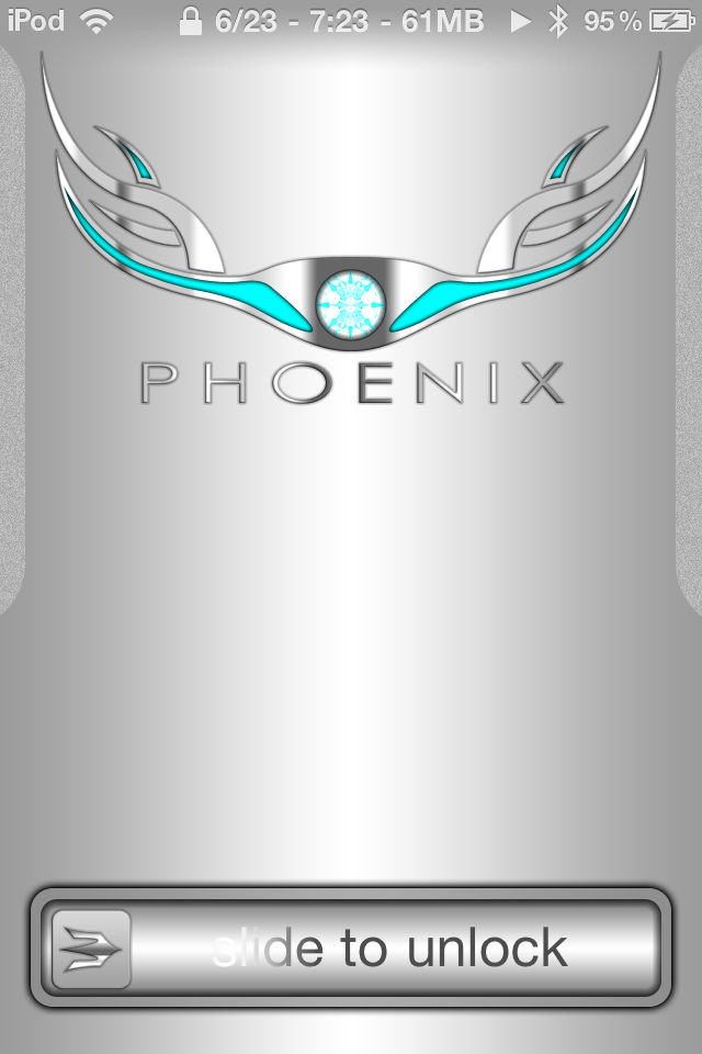 Download Phoenix Blue HD 4.3