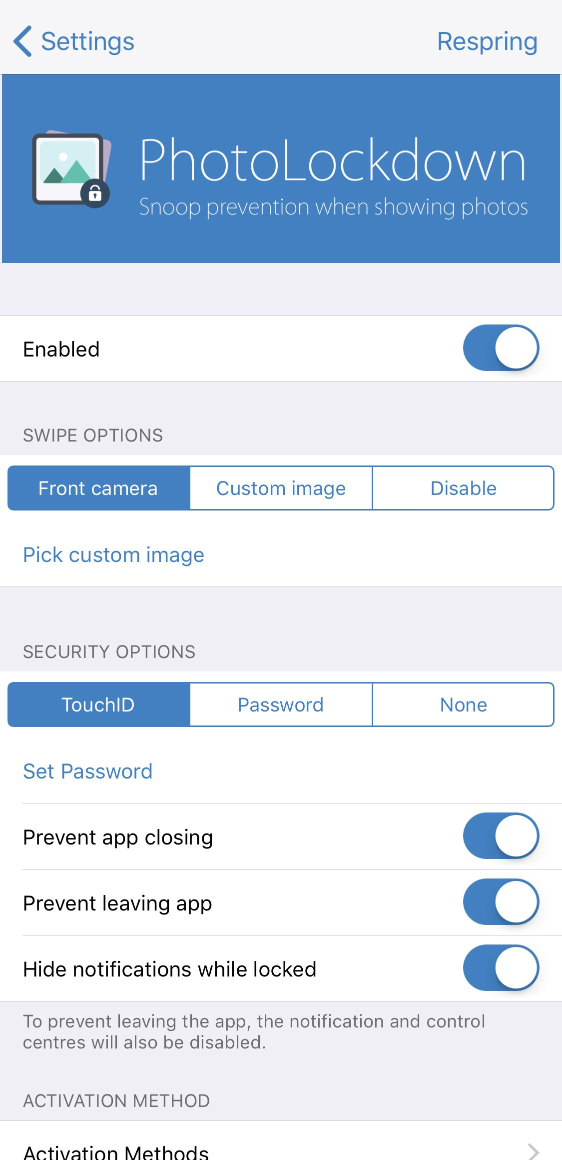 Download PhotoLockdown 1.0.1