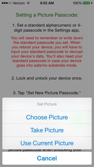 Download Picture Passcode 1.0