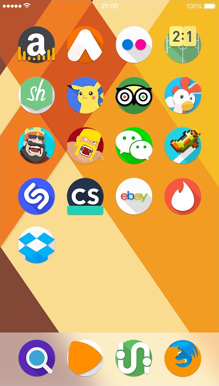 Download PIX IT Icon Pack 1.1