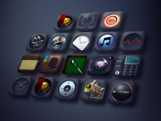 Download PlasMUI iOS7 Icons 1.0