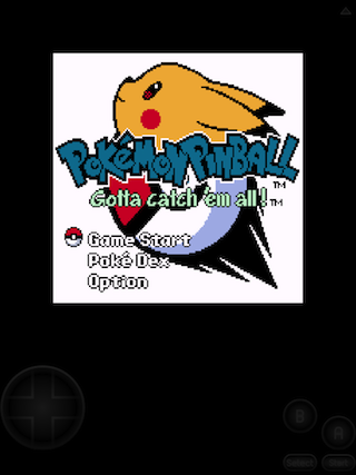 Download Pokemon Pinball (ENG) 1.0