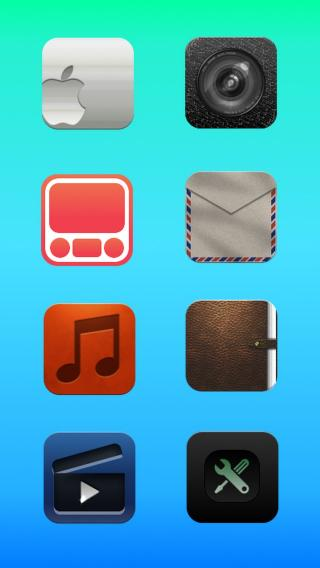 Download Pure HD Icons iPad iOS7 1.0