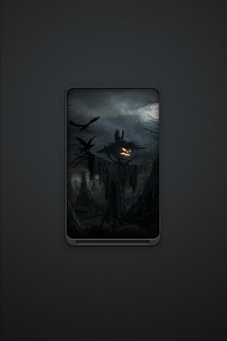 Download PurgatoryHaz3 HD iP4/4s HalloweenLockscreen Transition 1.0
