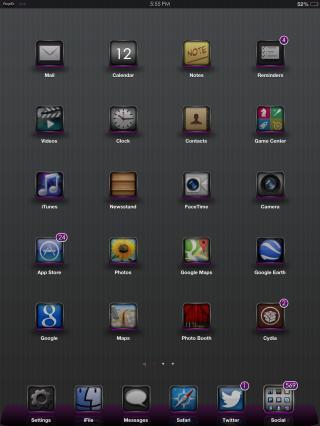 Download PurpEX for iPad HD 1.0