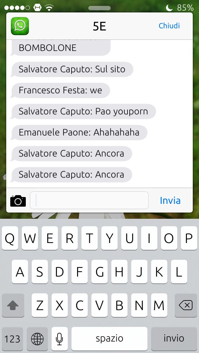 Download WhatsApp for Couria 0.2