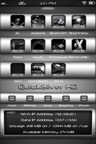 Download Quick Silver [Non Animation] 1.2