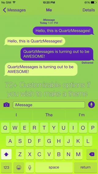 Download QuartzMessages 1.1