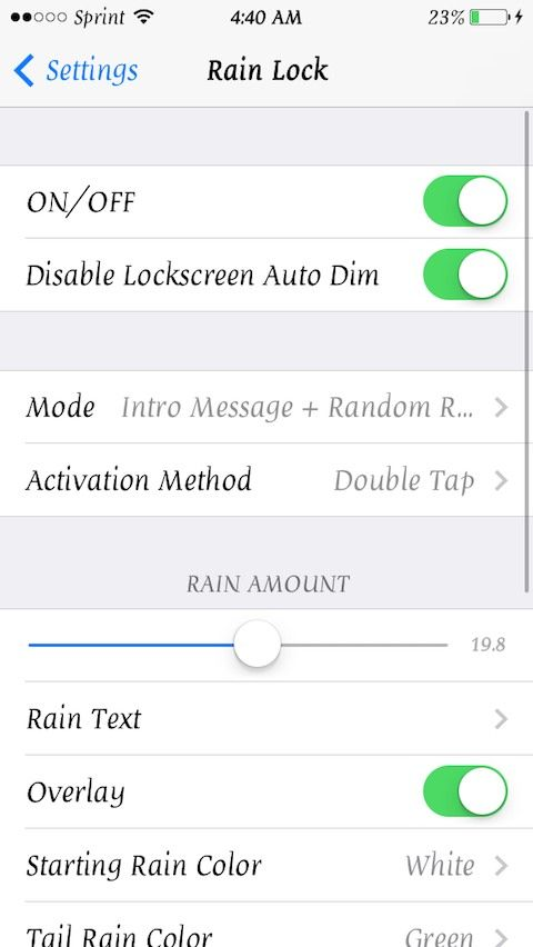 Download Rain Lock 1.3.3-5