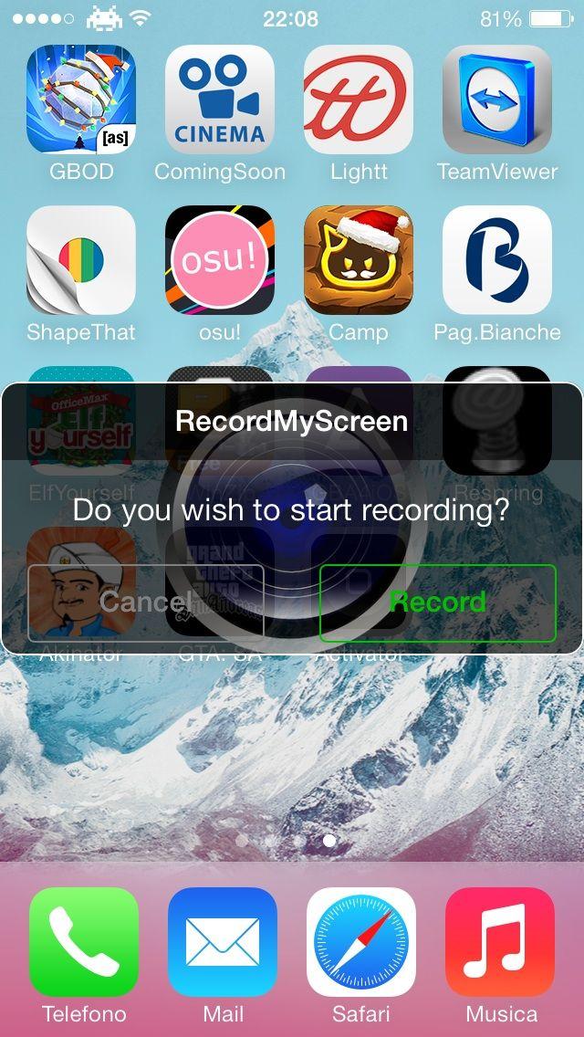Download RecordMyScreen 3.0-1