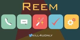 Download Reem animated icons 1.1