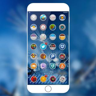 Download Rounded iOS9 1.1.1