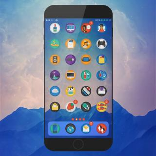 Download RoundIcons iOS10 1.0