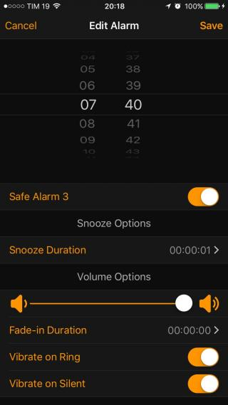 Download Safe Alarm 3 (iOS 10) 1.0.6-1