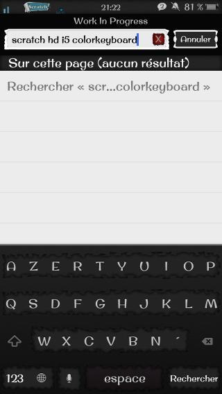 Download Scratch HD i5 ColorKeyboard 1.0