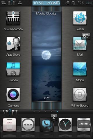 Download SE7EN SB Weather 1.0