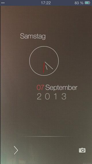 Download SeptemOS HTML Lockscreens 1.0