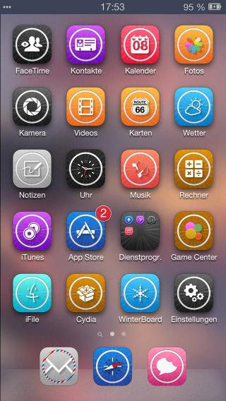 Download SeptemOS Icons 1.0
