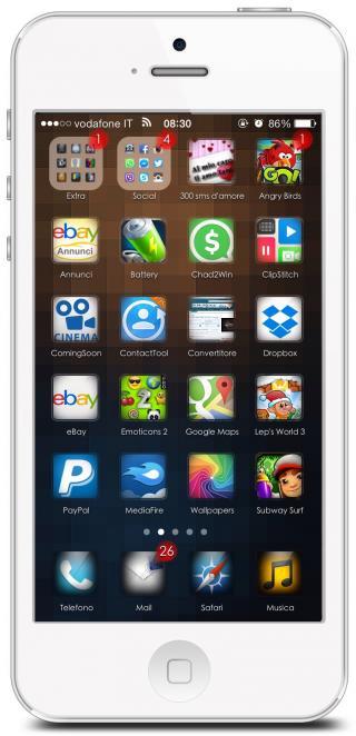 Download ShadowLit HD iOS7 1.0