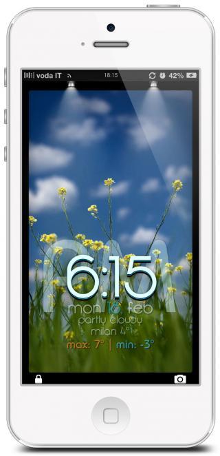 Download ShadowLit iP5 Widgets 1.1