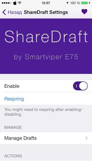 Download ShareDraft 1.0
