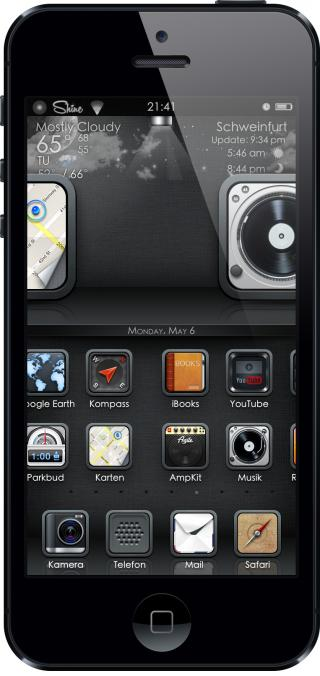 Download SHINE StatusbarMOD 1.0