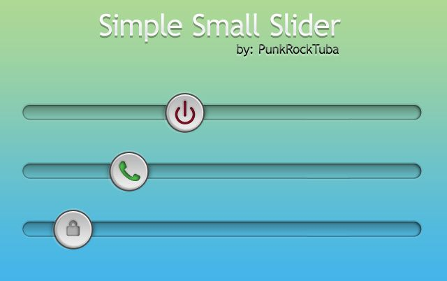 Download Simple Small Slider SD-HD 1.0