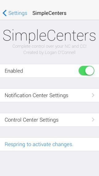Download SimpleCenters 1.0
