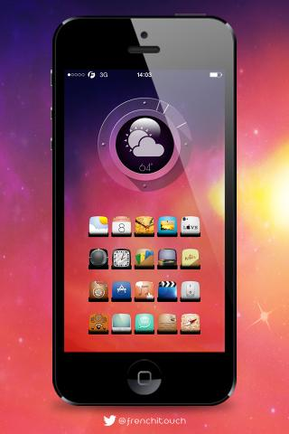 Download Simply iOS7 Jellylock 1.1