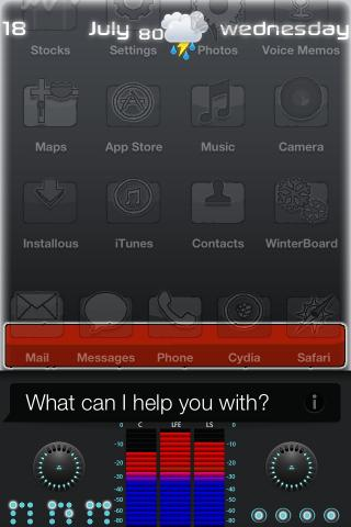 Download Siri AudioBars IOS6 1.0