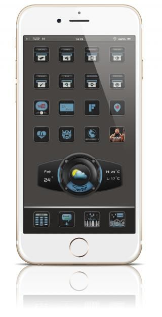 Download SkyFall8 CustomFolderIcons i5 and i6 1.0