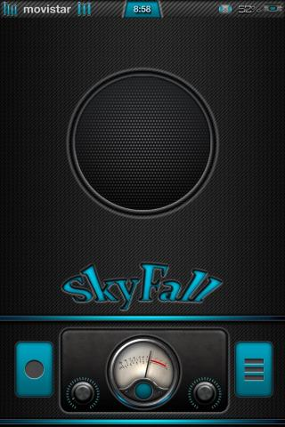 Download SkyFall iP4/4S iOS5 1.01