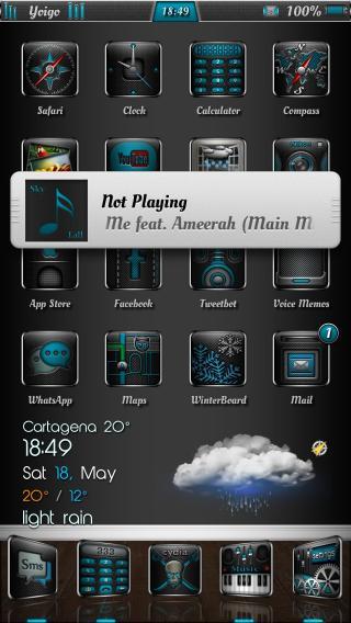 Download SkyFall Miniplayer 1.0