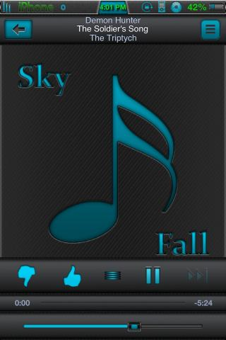 Download SkyFall Pandora 1.0