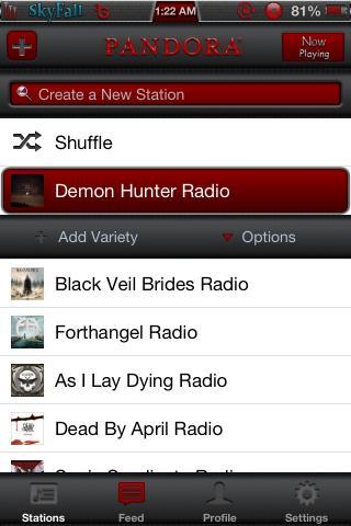 Download SkyFall Red Pandora 1.0