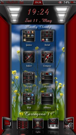 Download SkyFall Red SB GPS iP4/4s 1.0