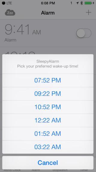 Download SleepyAlarm 2.2-1