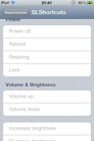 Download SLShortcuts 1.0