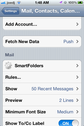 Download SmartFolders for Mail 1.0.0-4