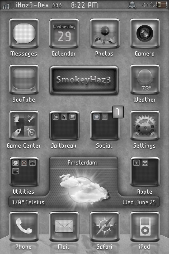 Download SmokeyHaz3 HD iPhone 1.1a