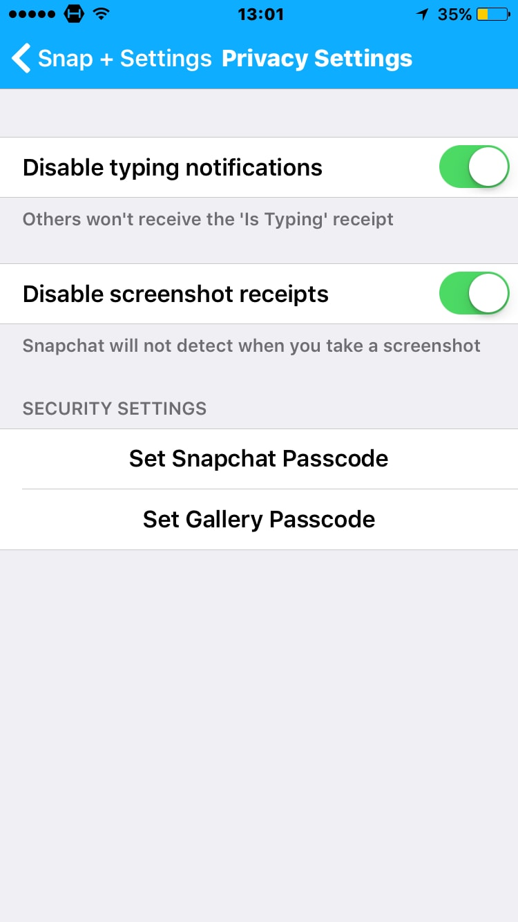 Download Snap + for Snapchat 1.7r-58