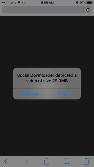 Download Social Downloader 3.6k