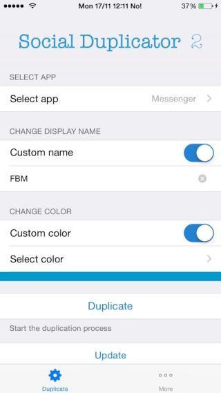Download Social Duplicator 2 (iOS 8) 1.0