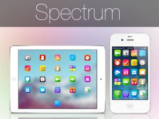 Download Spectrum for iOS 7 1.0